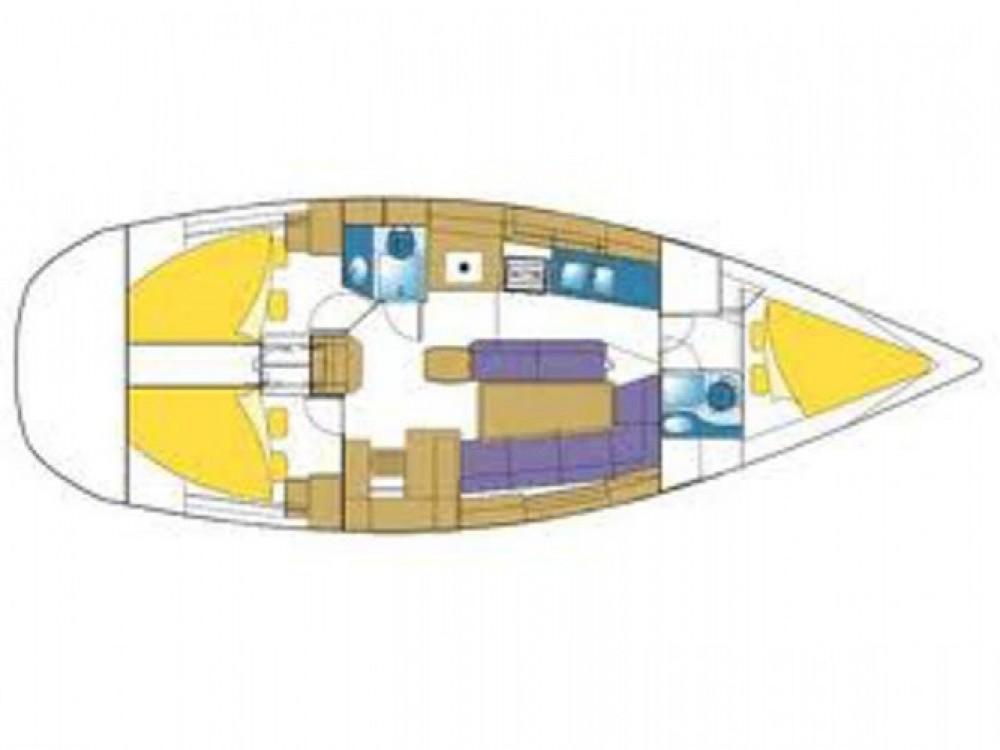 Location yacht à Νικιάνα - Feeling Feeling Kirie 39 sur SamBoat