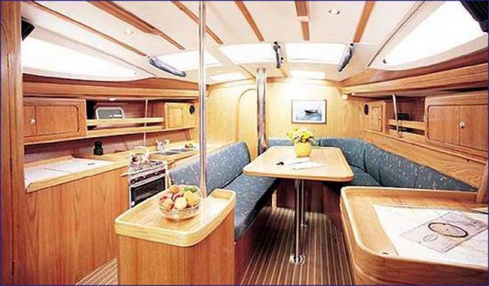 Location bateau Νικιάνα pas cher Feeling Kirie 39