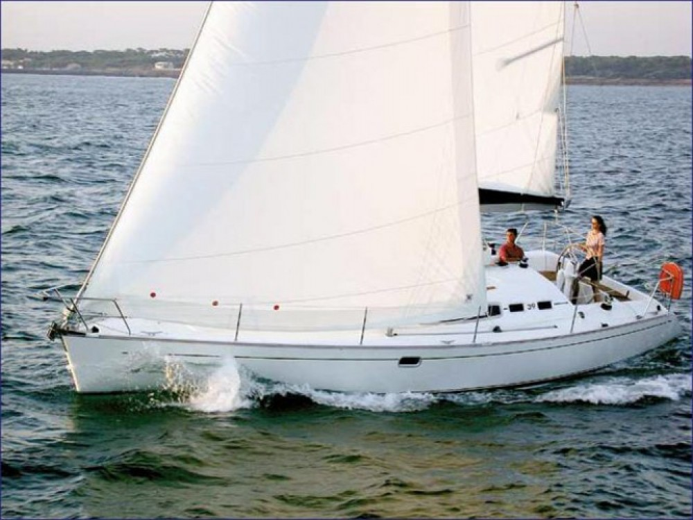 Location bateau Feeling Feeling Kirie 39 à Νικιάνα sur Samboat