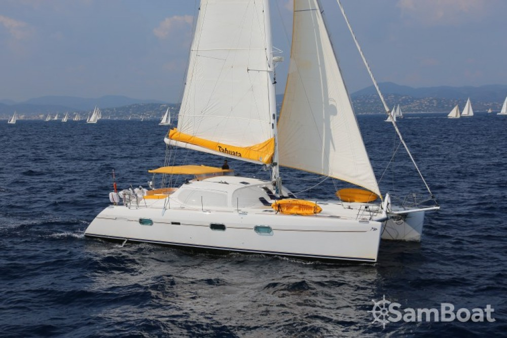 Location Catamaran à Ajaccio - Privilege-Marine PRIVILEGE 585