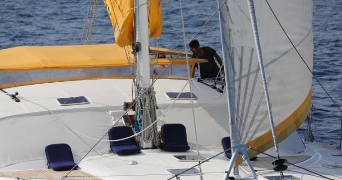 Louer Catamaran avec ou sans skipper Privilege-Marine à Ajaccio