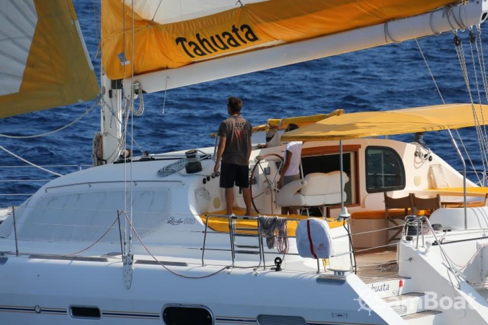 Louez un Privilege-Marine PRIVILEGE 585 à Ajaccio