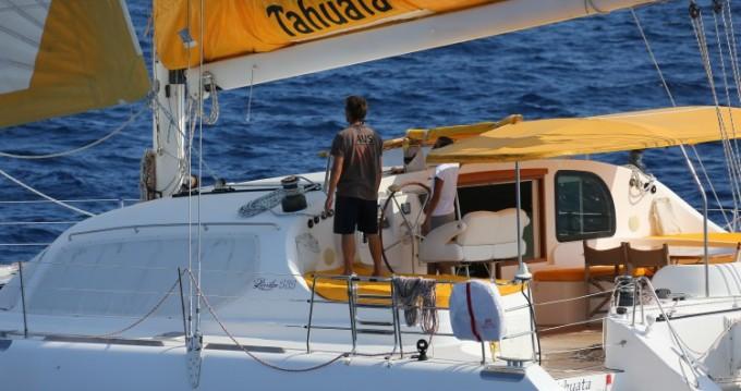 Location bateau Ajaccio pas cher PRIVILEGE 585