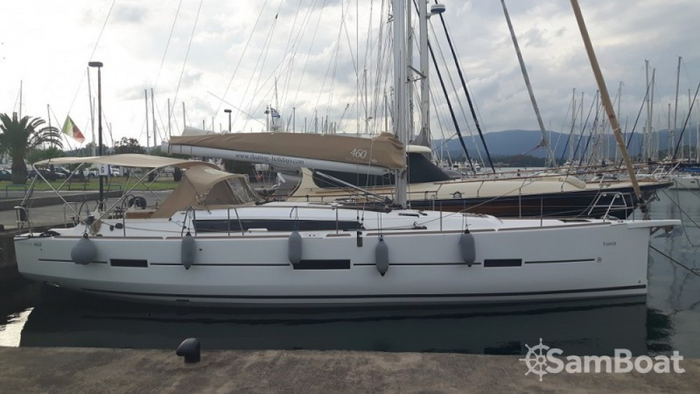 Location yacht à Leucade - Dufour Dufour 460 Grand Large sur SamBoat