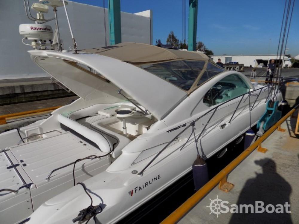 Location yacht à Marina Port de Mallorca - Fairline Targa 48 Gran Turismo sur SamBoat