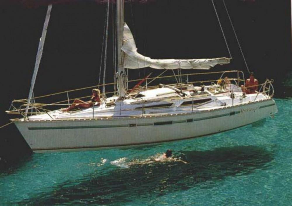 Alquiler de Jeanneau Voyage 11.20 en La Forêt-Fouesnant