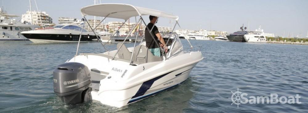 Alquiler Lancha en Ibiza - Bénéteau Flyer 550