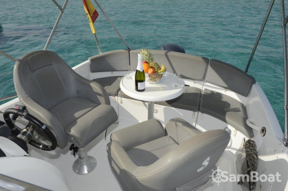 Alquiler de barcos Bénéteau Flyer 550 enIbiza en Samboat