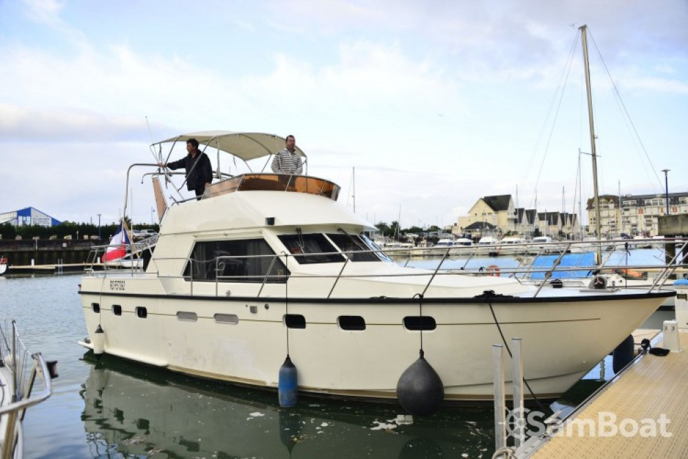 Rental Motor boat Aquanaut with a permit