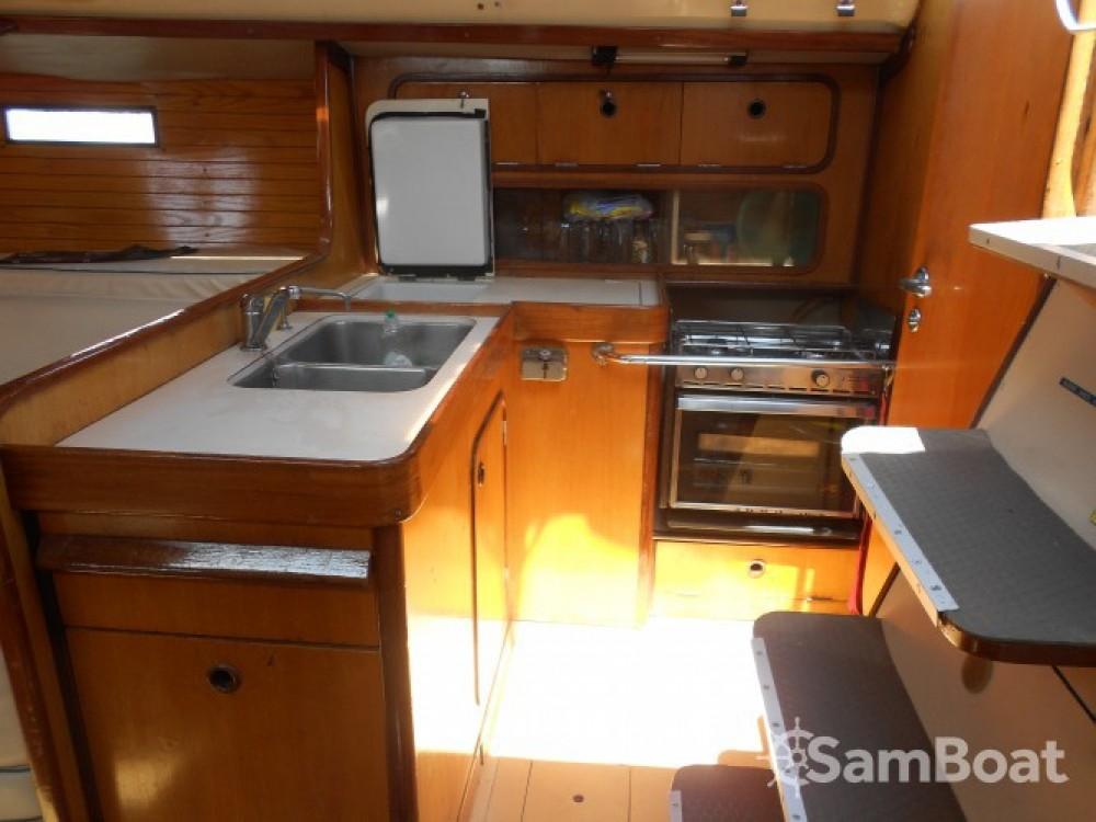 Location yacht à Athènes - Bénéteau Oceanis 390 sur SamBoat