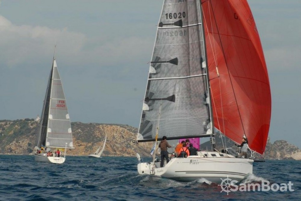 Zeilboot te huur in Palamós voor de beste prijs