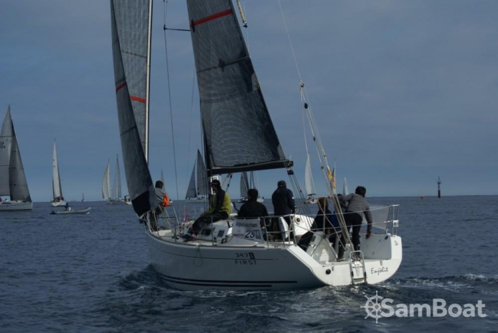 Segelboot mieten in Palamós - Bénéteau First 34.7