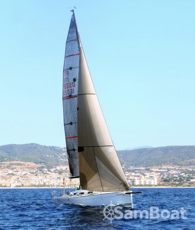 Huur Zeilboot met of zonder schipper Bénéteau in Palamós
