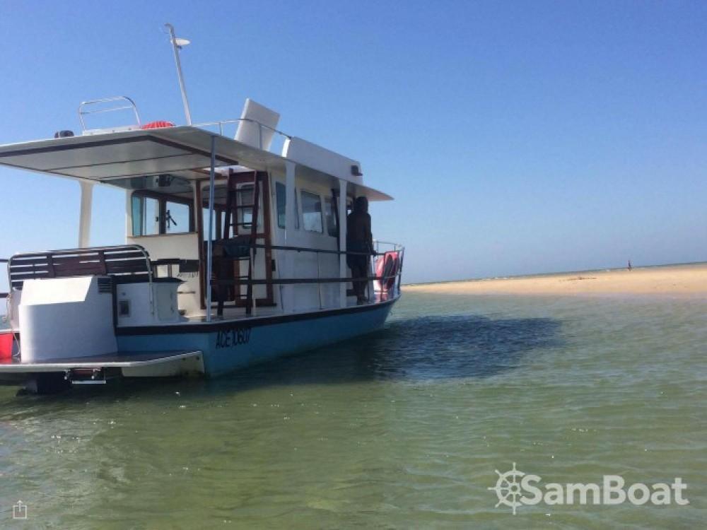 Location bateau Nomad 43 à Nouvelle-Aquitaine sur Samboat