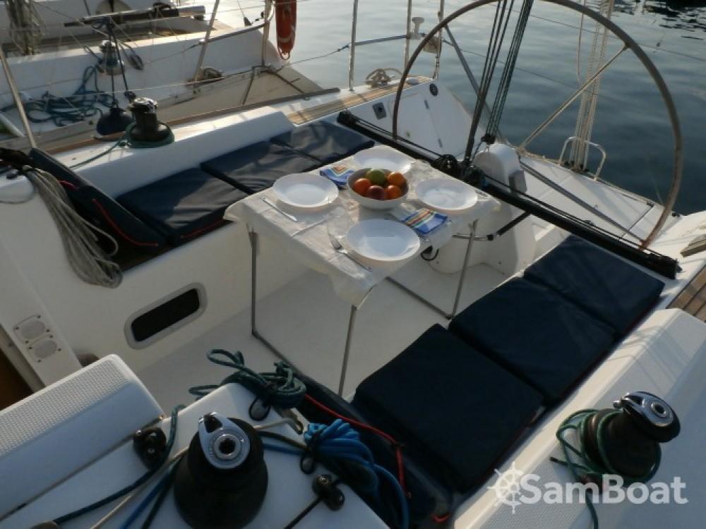 Segelboot mit oder ohne Skipper Bénéteau mieten in Palamós
