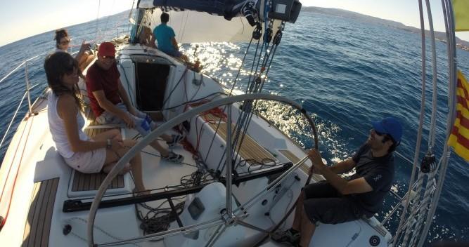 Alquiler de barcos Bénéteau First 34.7 enPalamós en Samboat