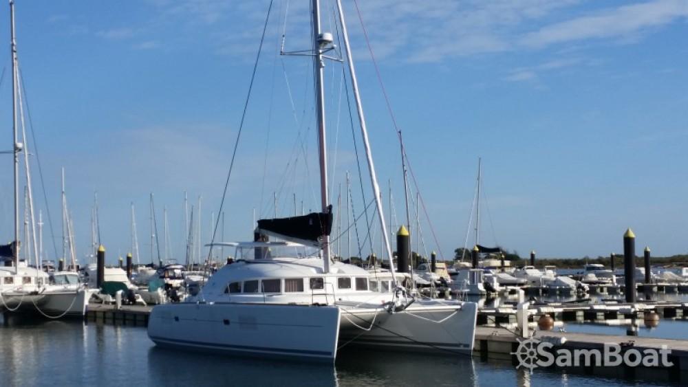 Yacht-Charter in Sant Antoni de Portmany - Lagoon Lagoon 380 auf SamBoat