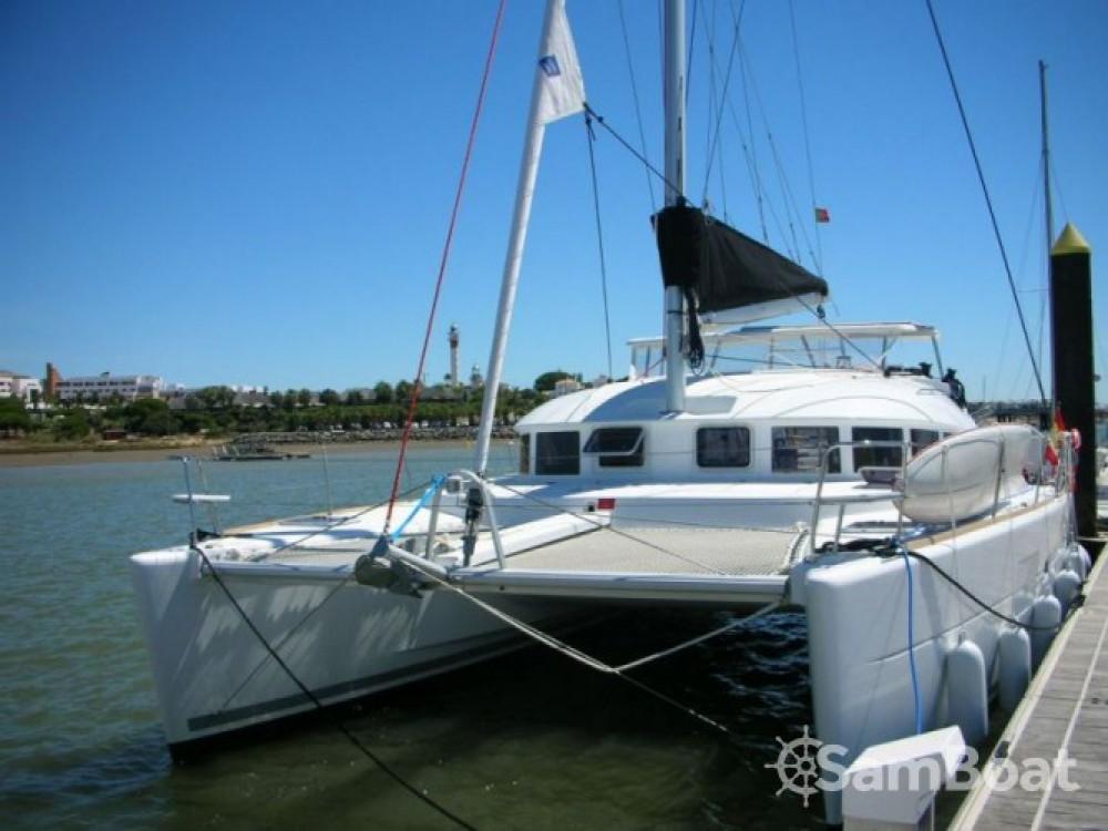 Katamaran mieten in Sant Antoni de Portmany - Lagoon Lagoon 380