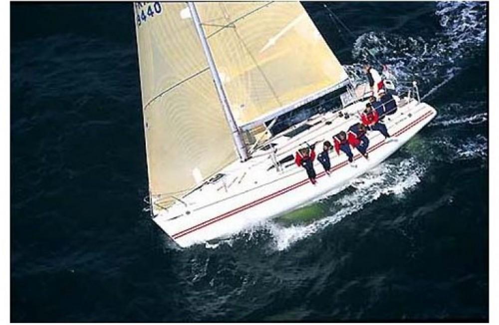 Louer Voilier avec ou sans skipper Jeanneau à Granville