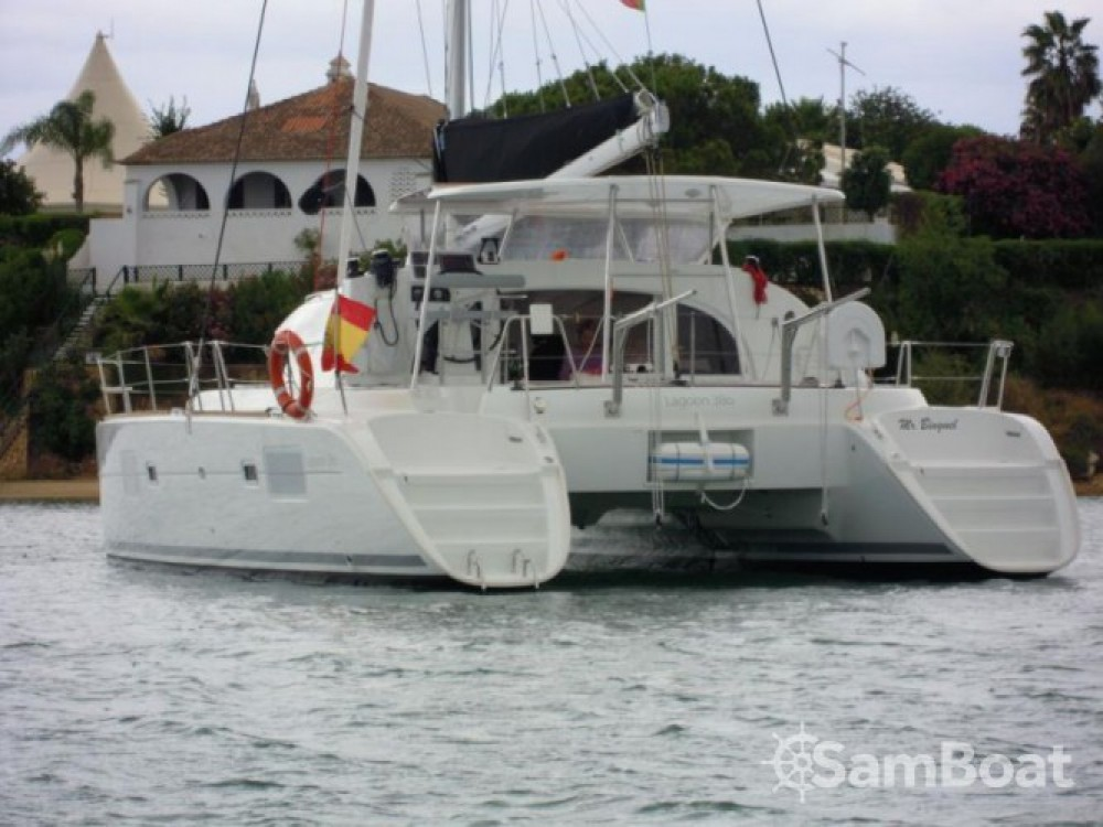 Bootsverleih Lagoon Lagoon 380 Sant Antoni de Portmany Samboat