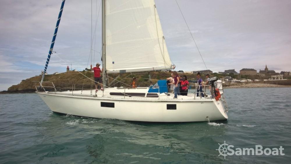Louer Voilier avec ou sans skipper Gibert Marine à Granville