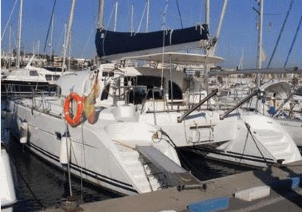 Bootsverleih Sant Antoni de Portmany günstig Lagoon 380