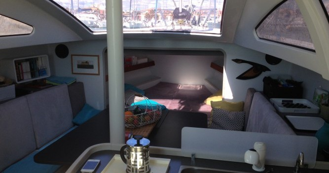 Location yacht à Athènes - Fora Marine RM 10.60 biquille sur SamBoat