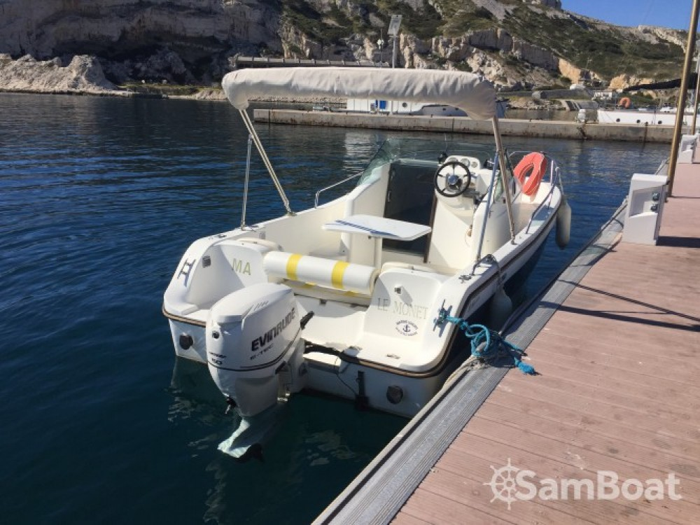 Hire Motor boat with or without skipper Mls Marseille