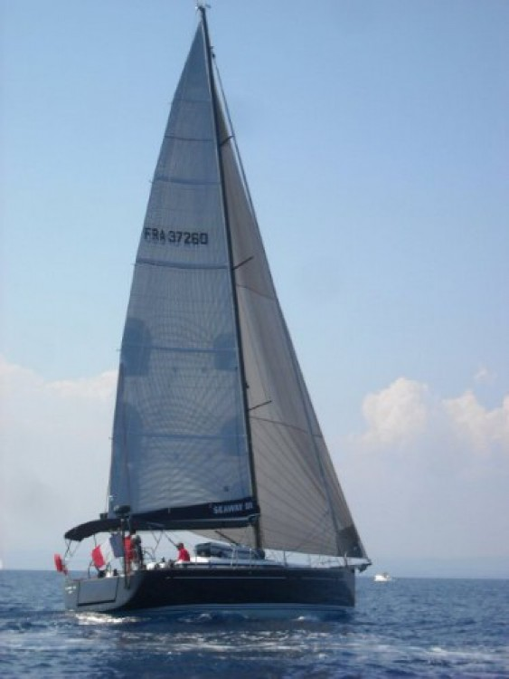 Boat rental Dufour 45 Performance in Saint-Raphaël on Samboat