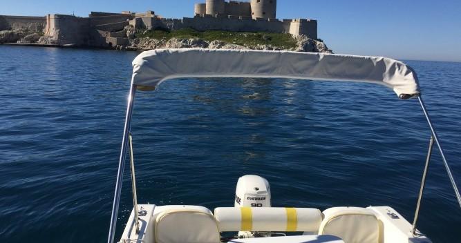 Boat rental Marseille cheap Storia