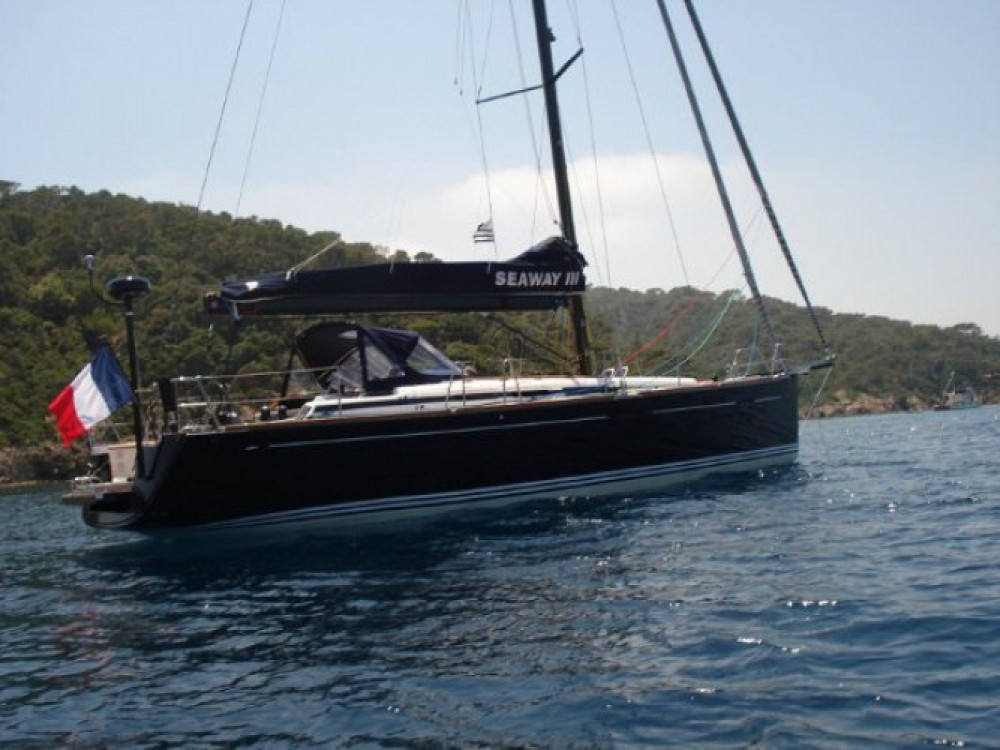 Rent a Dufour 45 Performance Saint-Raphaël