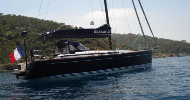 Location bateau Saint-Raphaël pas cher 45 Performance