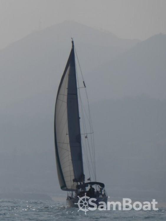 Alquiler Velero en Hendaya - Jeanneau Sun Legend 41