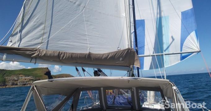 Location bateau Jeanneau Sun Legend 41 à Hendaye sur Samboat