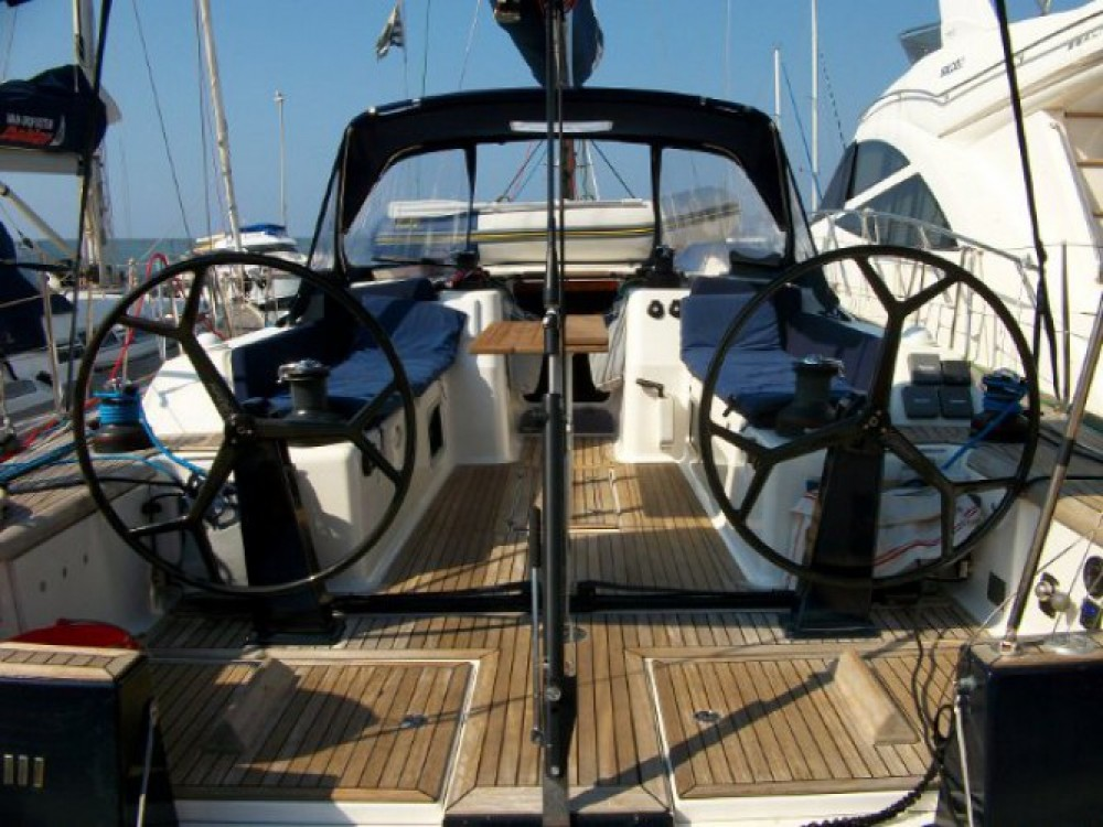 Rental yacht Saint-Raphaël - Dufour 45 Performance on SamBoat