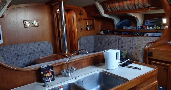 Location bateau Hendaye pas cher Sun Legend 41