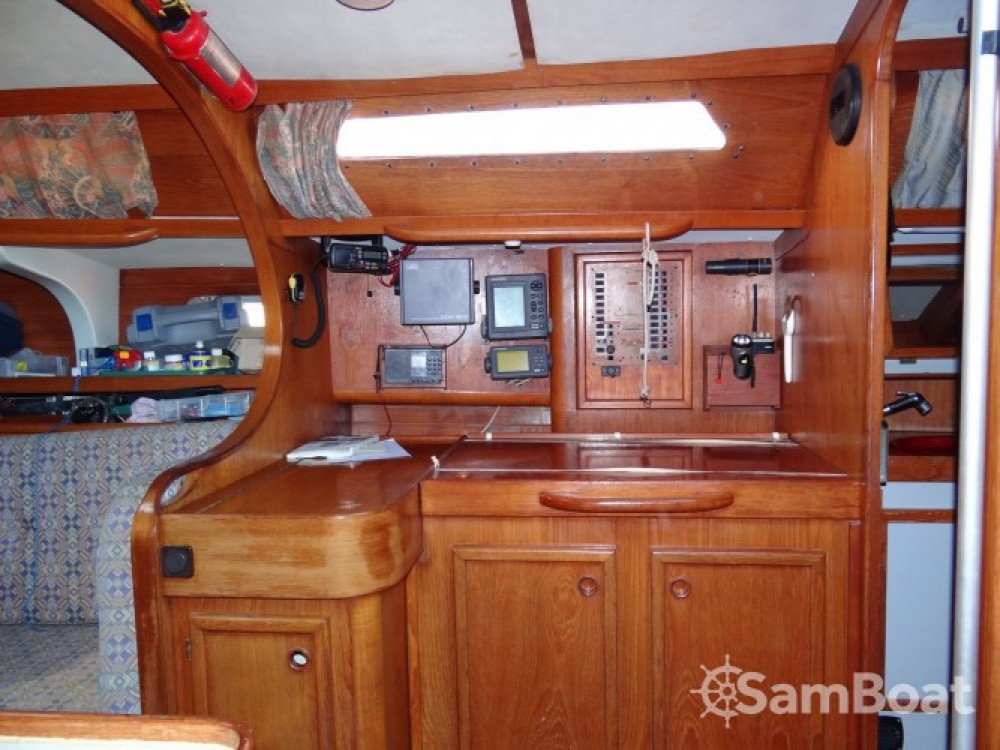 Location yacht à Hendaye - Jeanneau Sun Legend 41 sur SamBoat