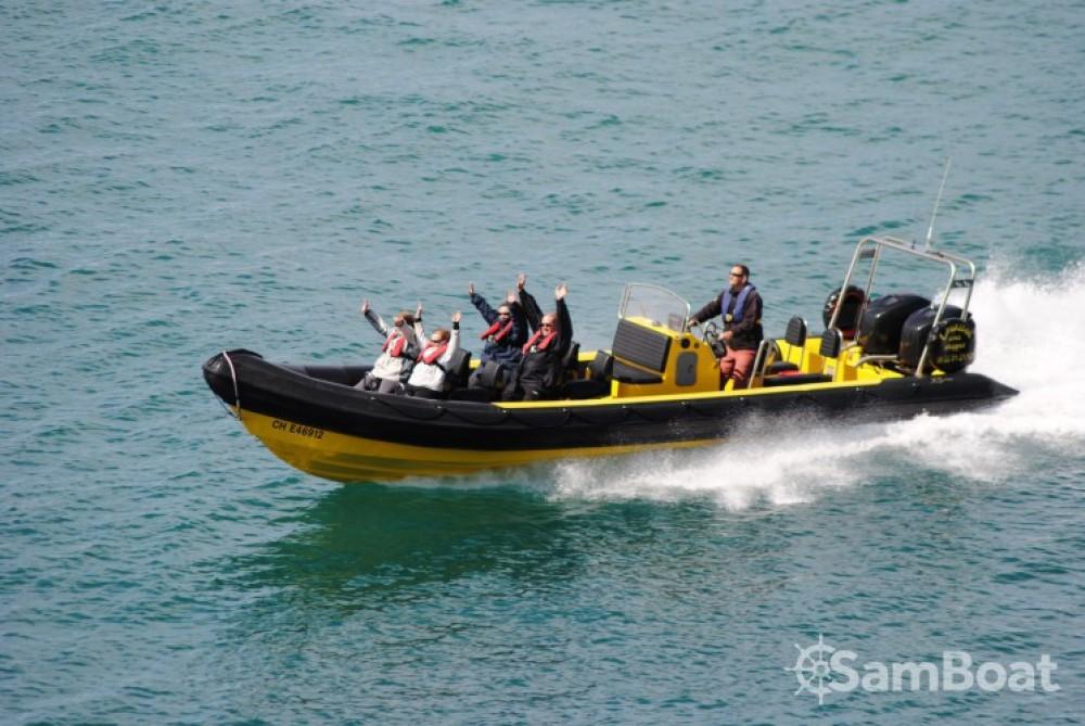 Louer Semi-rigide avec ou sans skipper Xs-Ribs à Granville