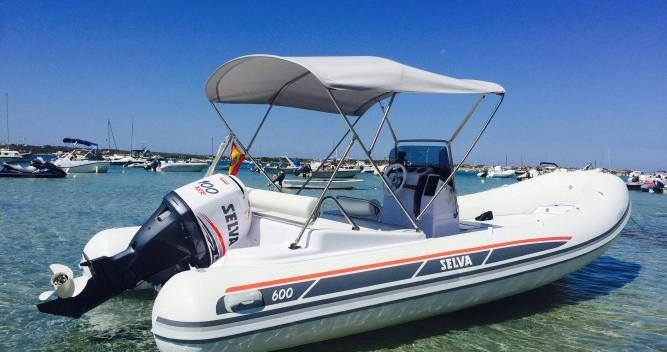 Location bateau Selva DS Evolution à Ibiza (Ville) sur Samboat