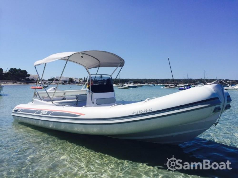 Location bateau Selva DS Evolution à Marina Botafoch sur Samboat