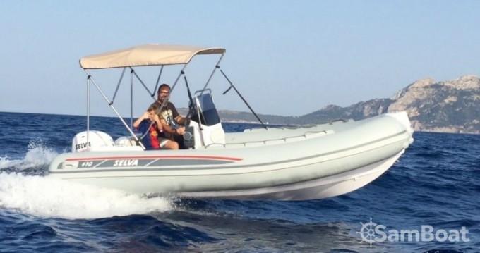 Location bateau Selva Selva D470 AUXILIAR O TENDER à Ibiza (Ville) sur Samboat