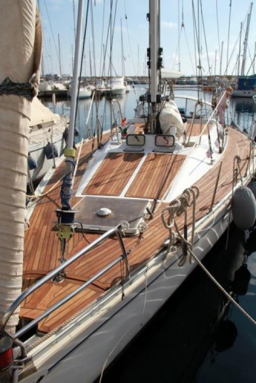 Jeanneau Sun Odyssey 51 entre particuliers et professionnel à Kilada