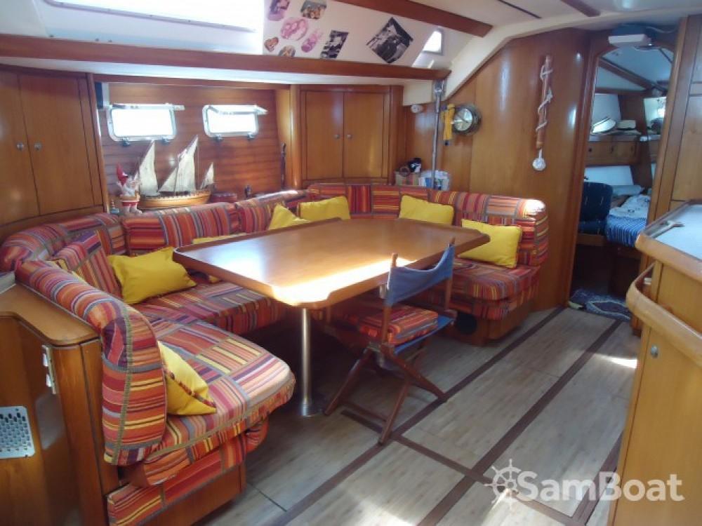 Location bateau Jeanneau Sun Odyssey 51 à Kilada sur Samboat