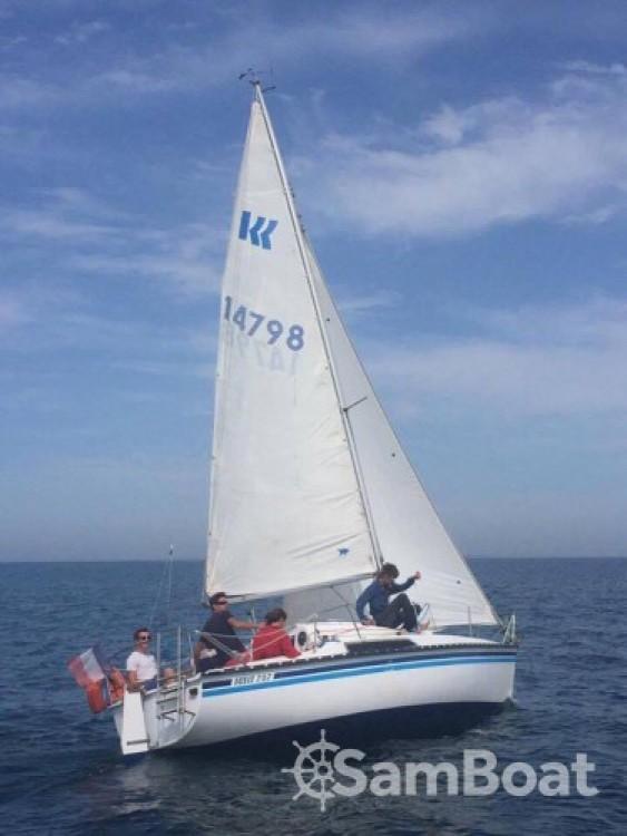 Location bateau Kelt Kelt 707 à La Rochelle sur Samboat