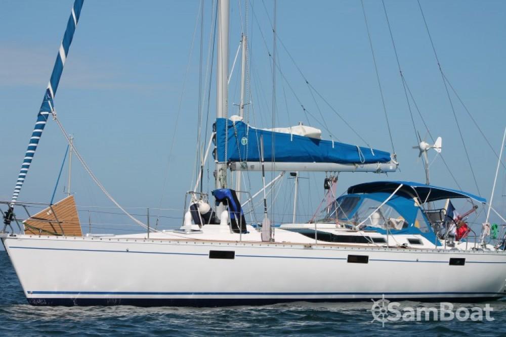 Location bateau Bénéteau Oceanis 430 à Port Chantereyne sur Samboat