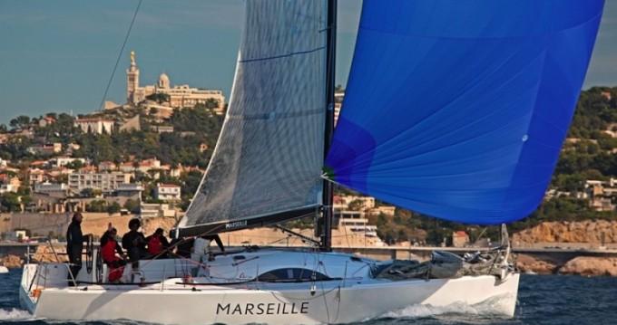 Location bateau Marseille pas cher Archambault A40 RC