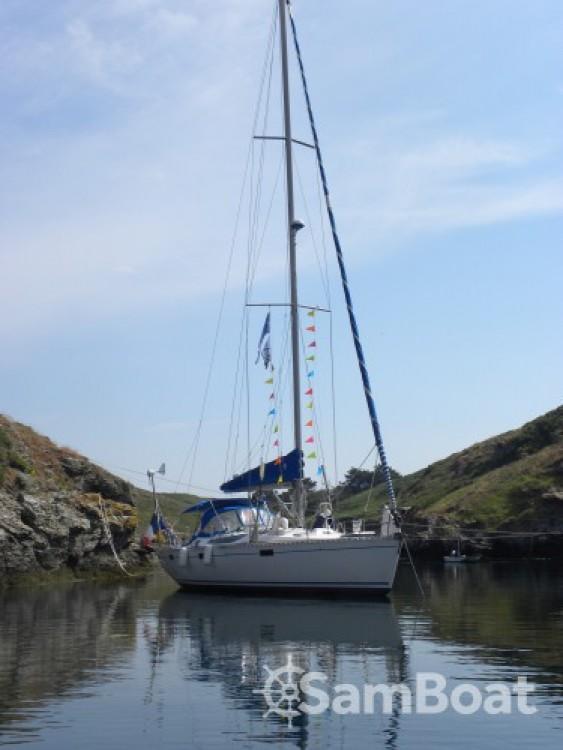Location bateau Port Chantereyne pas cher Oceanis 430