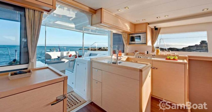 Location yacht à Álimos - Lagoon Lagoon 450 sur SamBoat