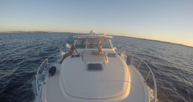 Location bateau Cambrils pas cher 4000 Express