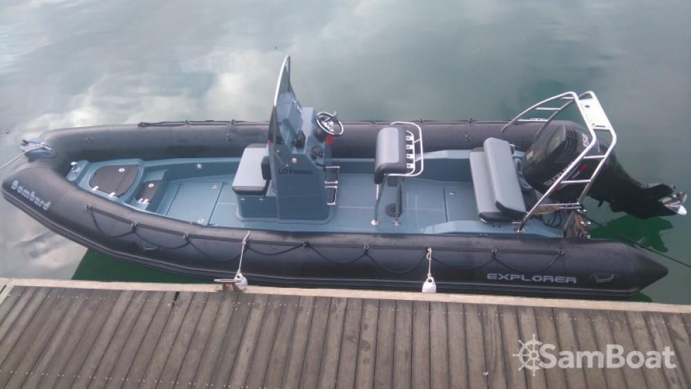 Location yacht à Lorient - Bombard Explorer sur SamBoat